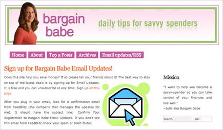 bargain-babe