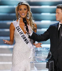 2009 Miss California USA Carrie Prejean
